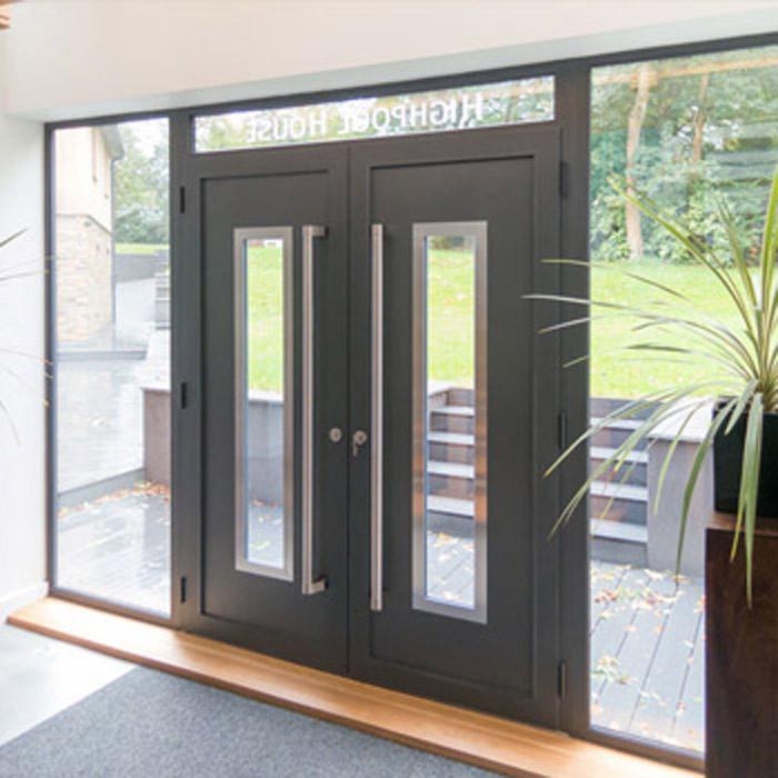 Upvc Doors External Amp Front Doors Mark Robbins Somerset