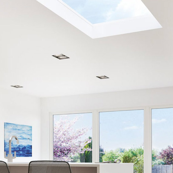 Flat roof lights
