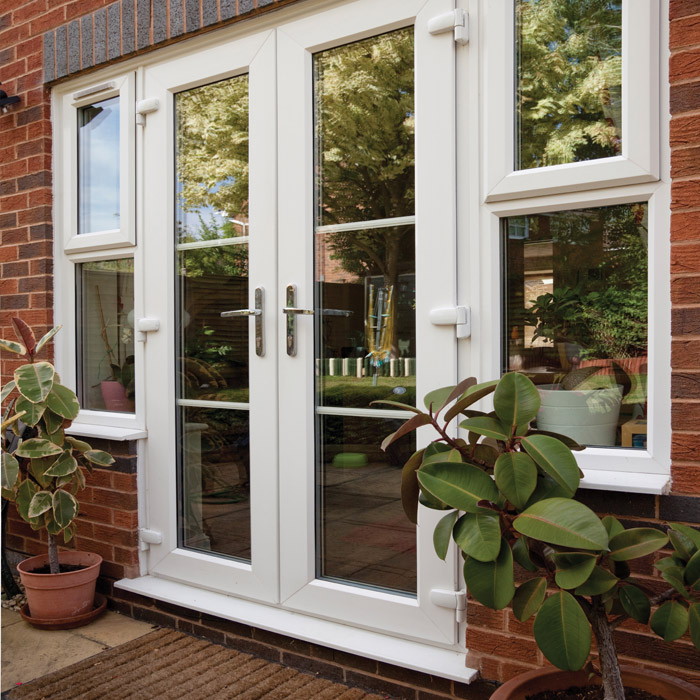 upvc aluminium sliding double glazed patio doors mark robbins
