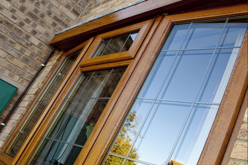 traditional double glazing