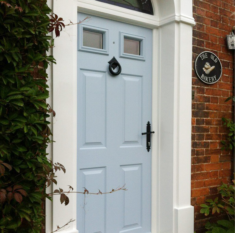 Composite Front Doors & Entrance Doors UK | Mark Robbins, Somerset
