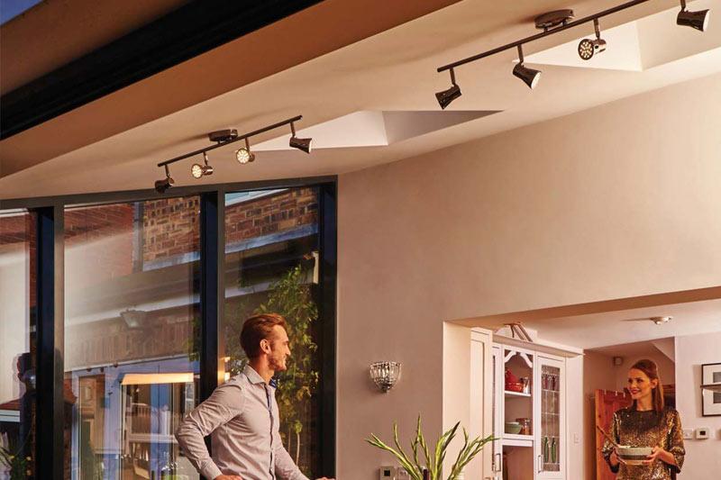 glazed tiled roof conservatory