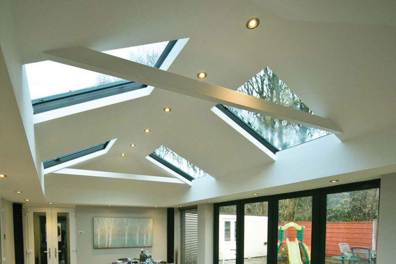 sky light roofing conservatory