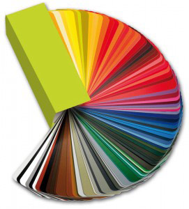 Aluminium Door Colours