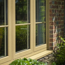 wood effect window cill